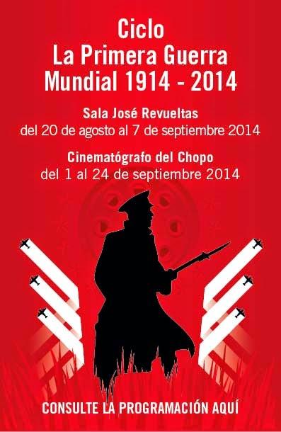 Ciclo de cine bélico en la UNAM