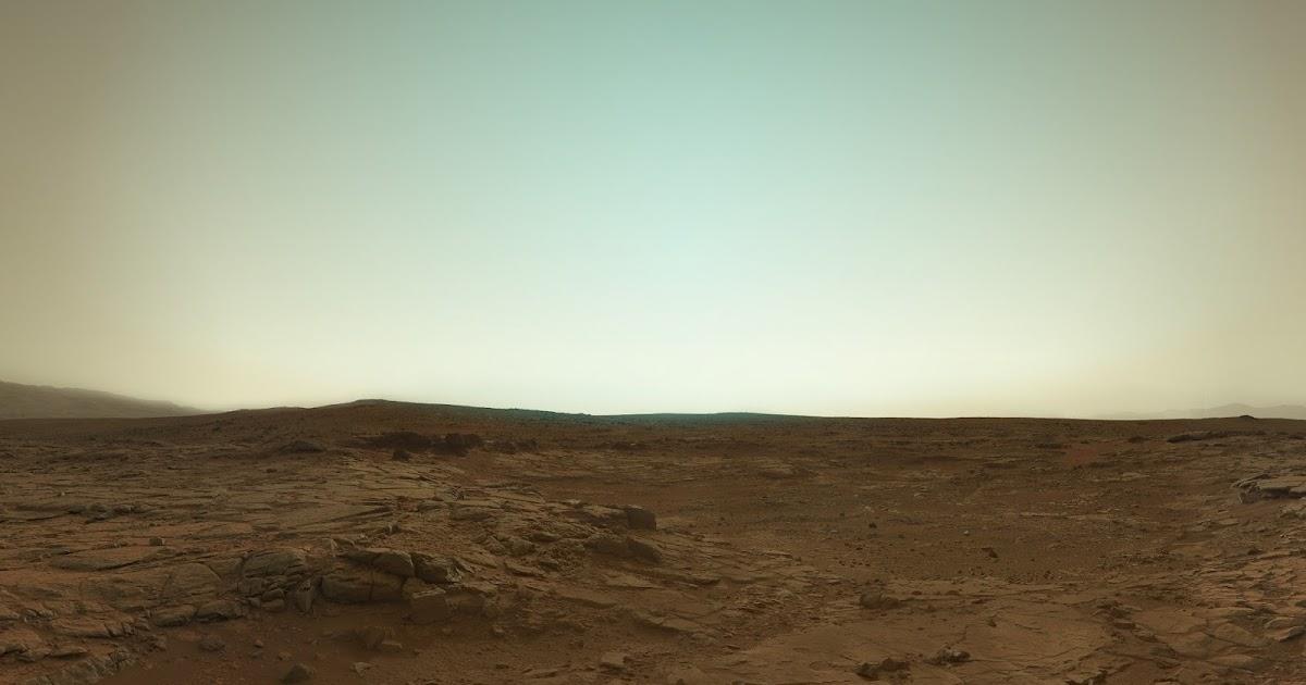 Mars Curiosity Rover Color Pictures Wallpaper Desktop HD