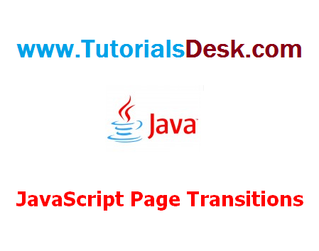 Using revealTrans to do page transitions in Javascript