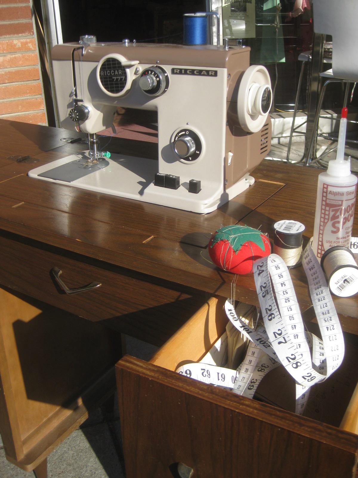 riccar 777 sewing machine