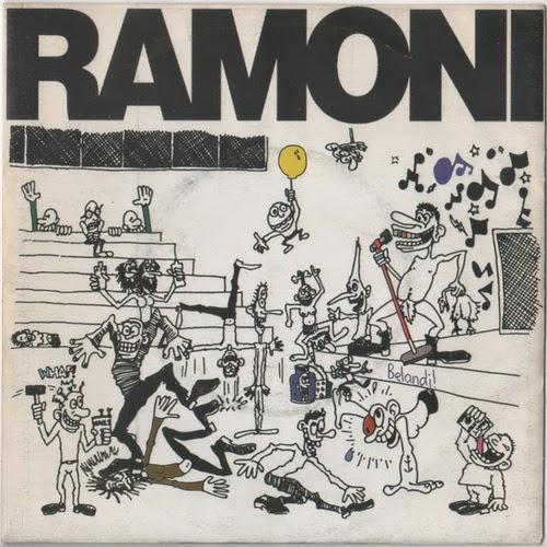 Sono stato anche il fondatore dei Ramoni