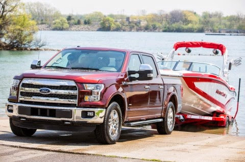 Check Out The All-New Pro Trailer Back Up For The 2016 Ford F-150