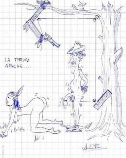 Tortura Apache