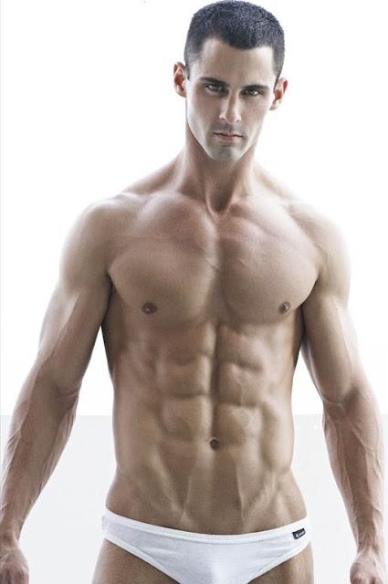from Logan derek richardson model nude