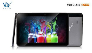 Voyo A15, Tablet Android dengan Prosesor Besutan Samsung