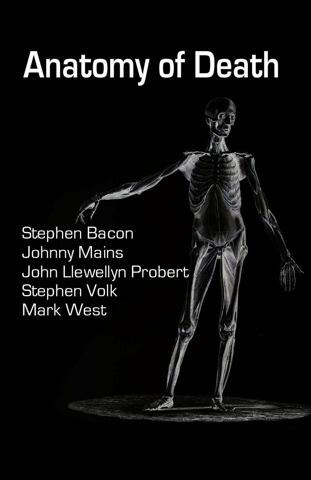 Strange Tales: Anatomy of Death (shameless plug)