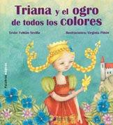 Triana y el ogro de todos los colores, Ludico ediciones