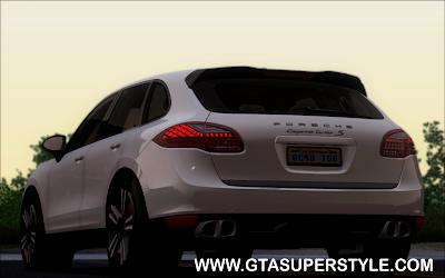 DOWNLOAD GTA SA - Porsche Cayenne Turbo S 2013