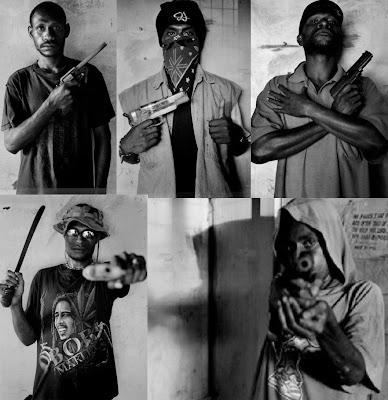 Papua New Guinea Gangstar