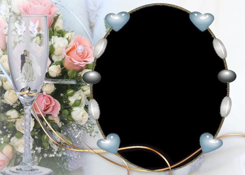 marcos para fotos de boda