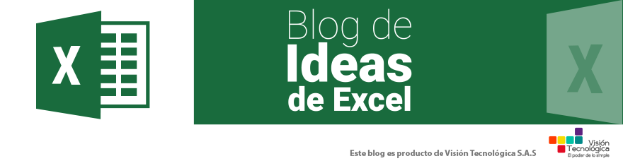 Ideas de Excel