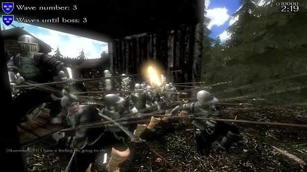 mount and blade warband modern mod