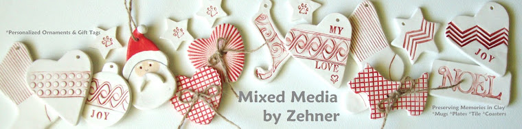 MIXED MEDIA BY ZEHNER