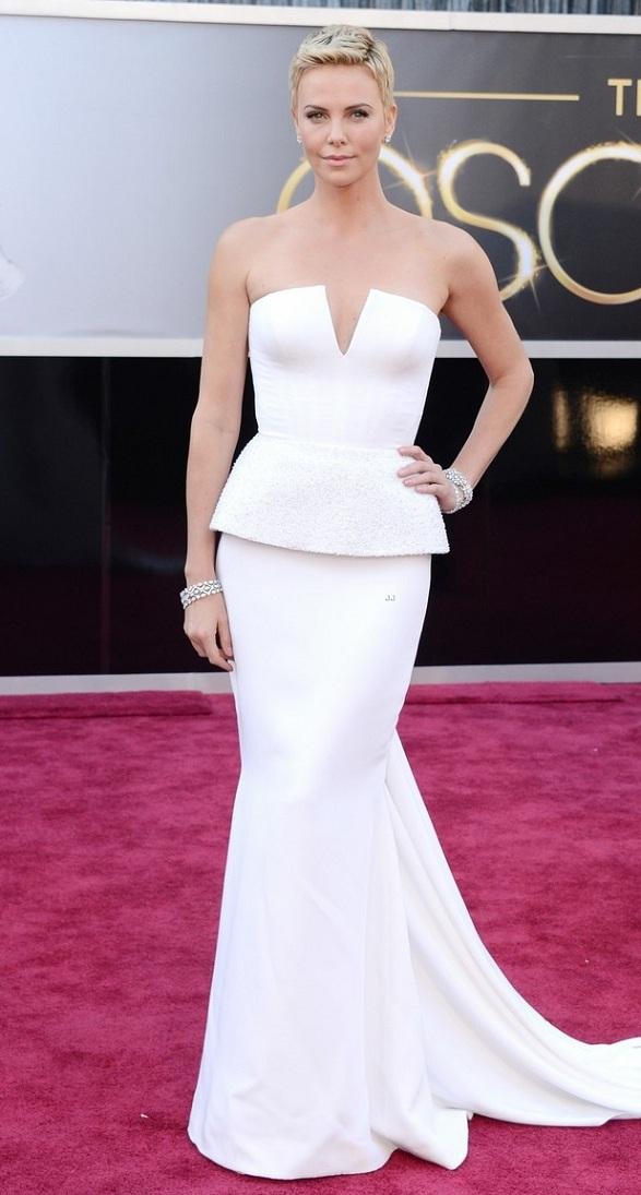 Charlize Theron oscares 2013