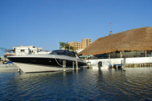Cancun Marina rent a boat yacht Sailboat