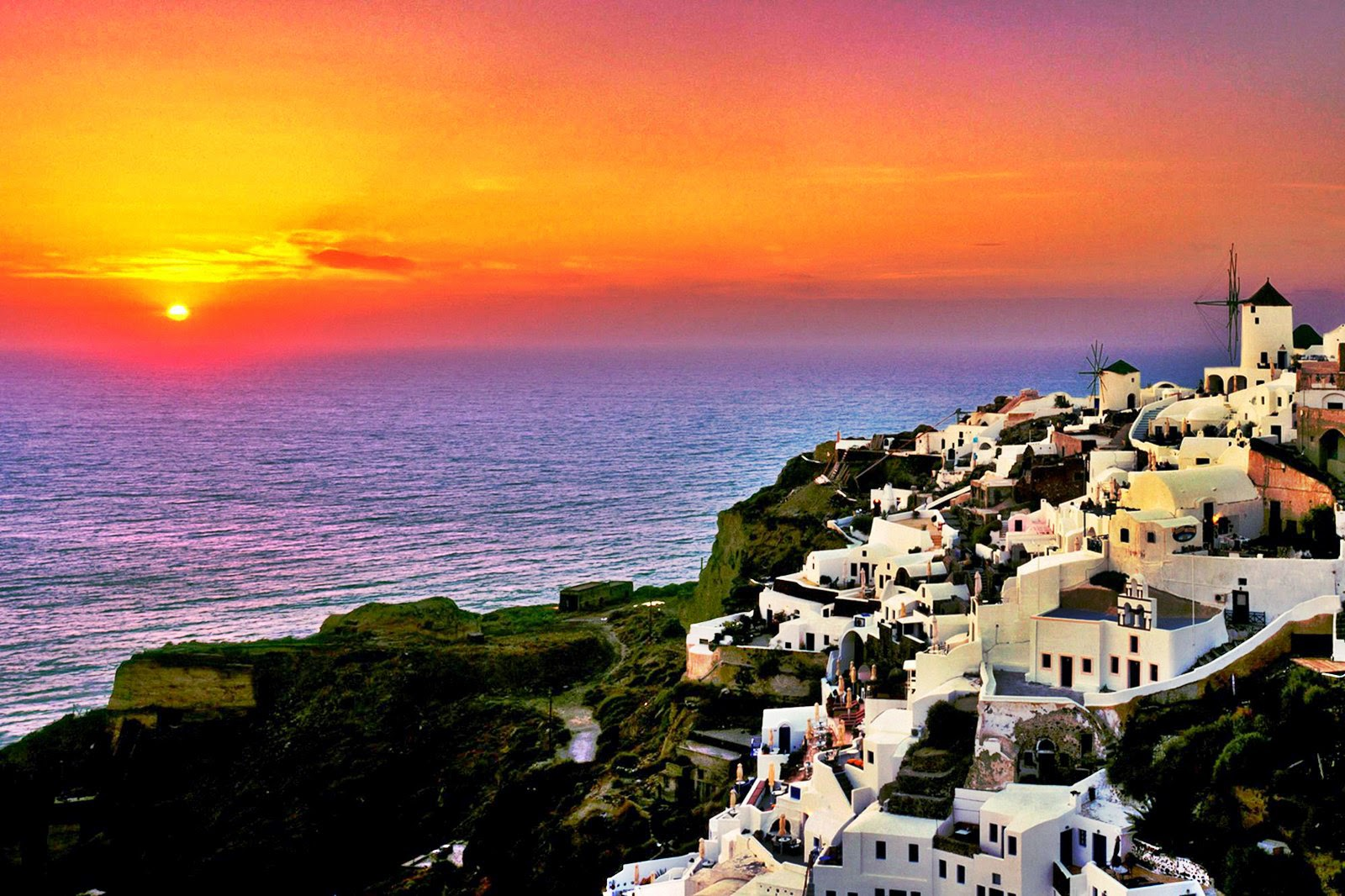 Best Greek Island For Romantic Holiday