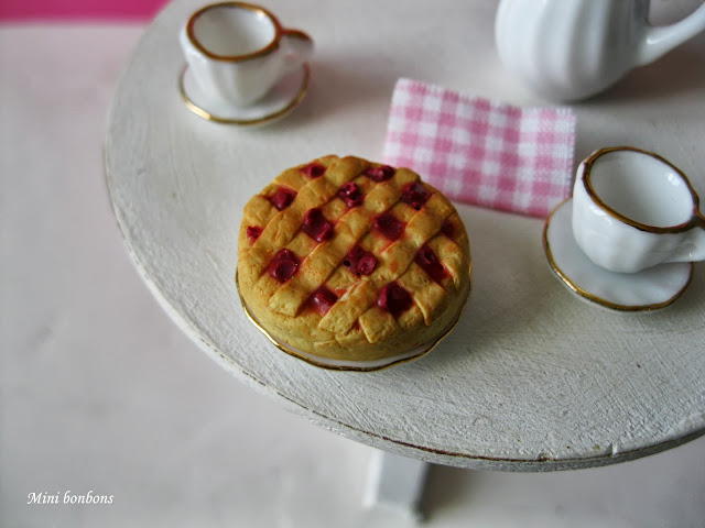 Crostata... • Jam pie