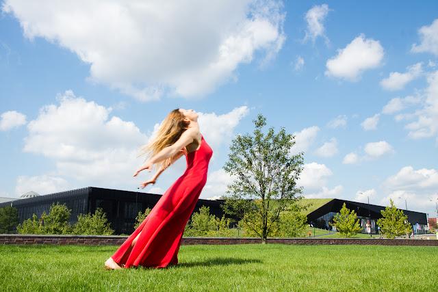 Koncepcyjna fotografia tańca. fot. Łukasz Cyrus, Katowice