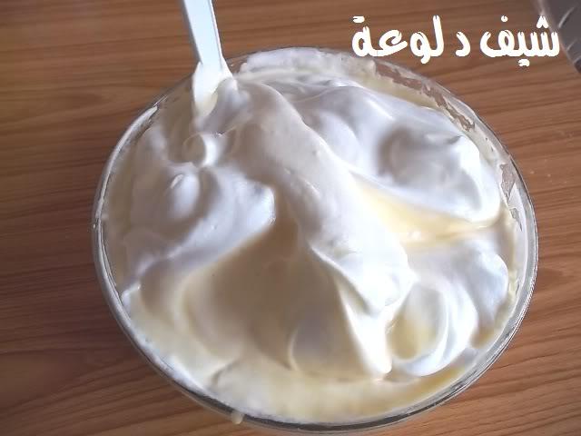 19 الكيكه الاسفنجيه للشيف دلوعه