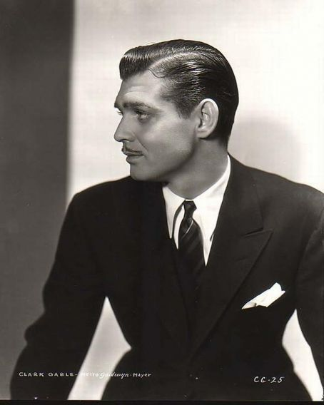 Clark gable gay bisexual