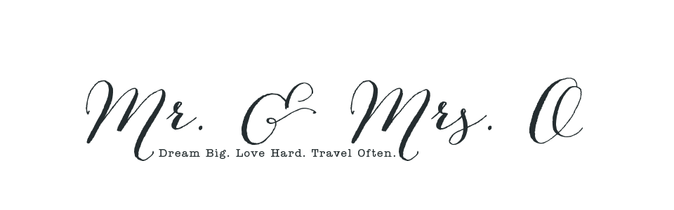 Mr. & Mrs. O