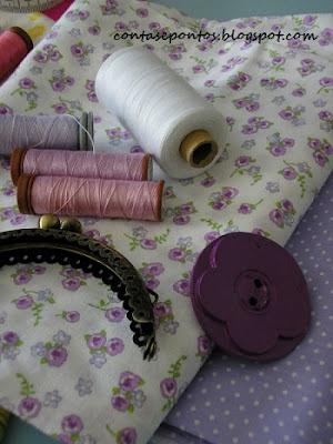 tecido malas e carteiras