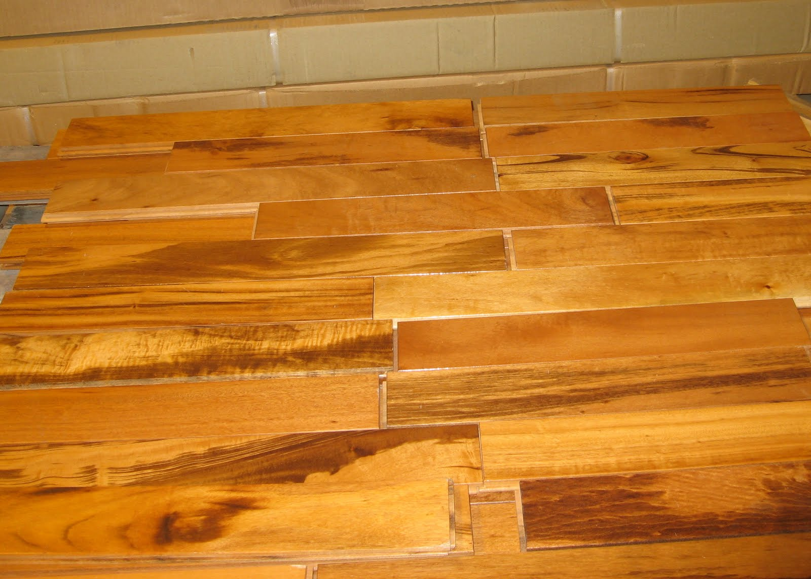 Blue Ridge Surplus Hardwood Flooring