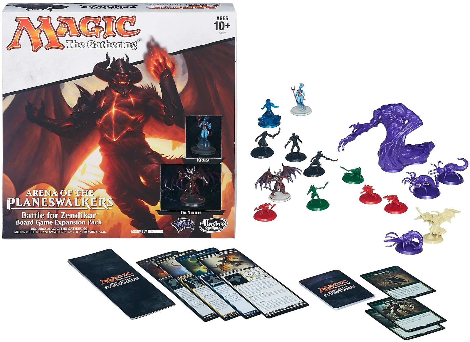 ACD Distribution Newsline: New from Hasbro and Wizards of ... Planeswalker Arena Expansion