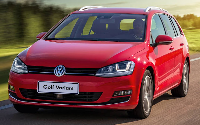 VW Golf Variant 2016