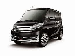 Nissan Remove Kei-car Autech Dayz Roox Rider!