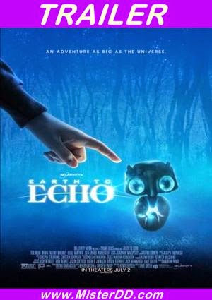Earth to Echo (2014) [TRAILER]