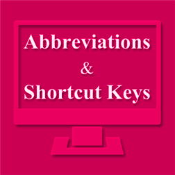 The Your Web Computer Abbreviations