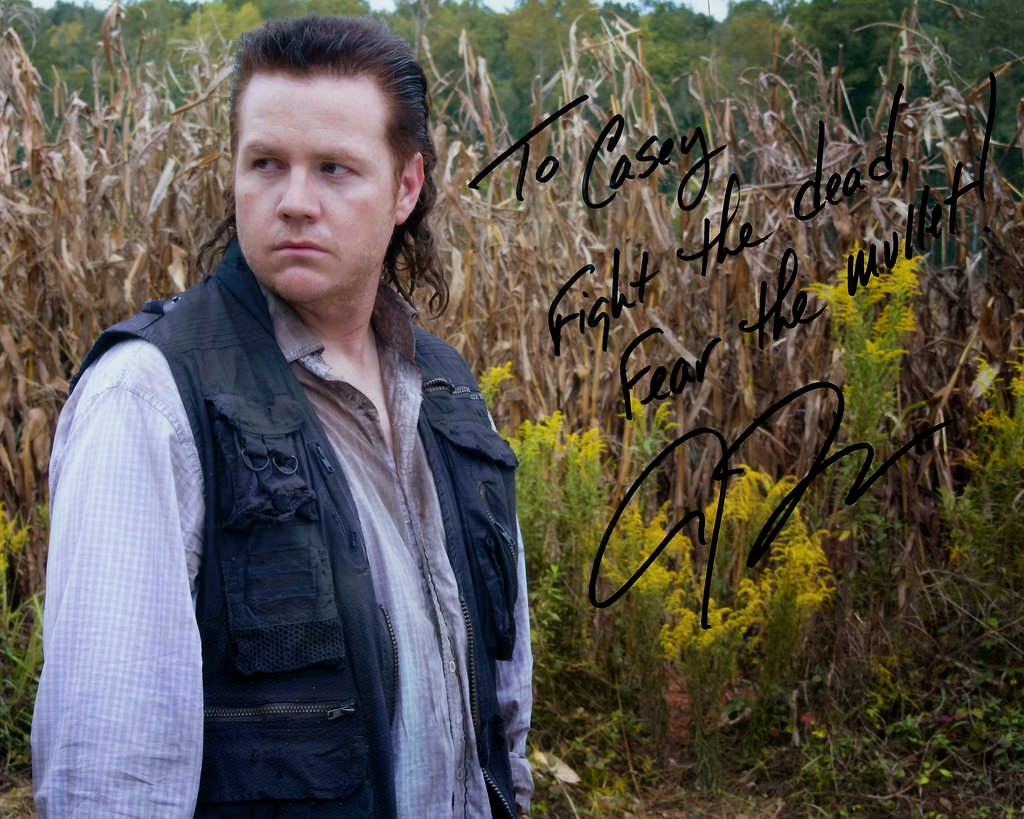 amc the walking dead Eugene