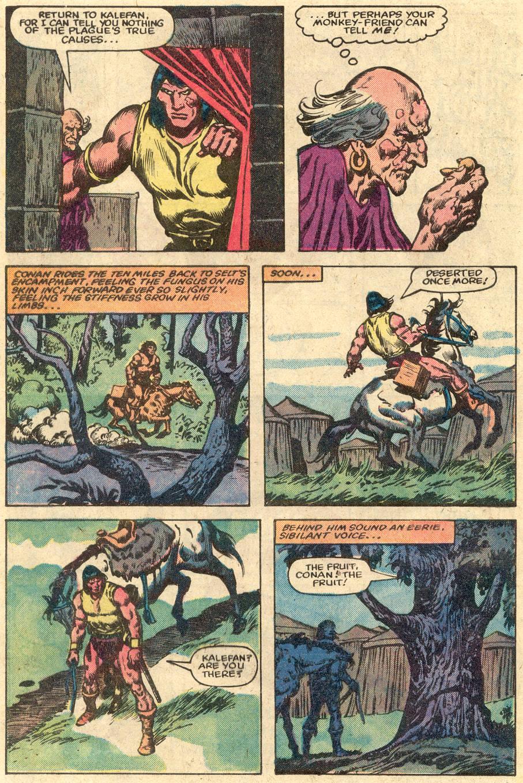 Conan the Barbarian (1970) Issue #148 #160 - English 13