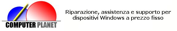 Computer Planet - Riparazione Aiuto Computer - Locarno - Bellinzona - Ticino