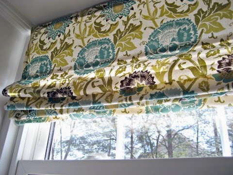 картинка римские шторы из жалюзи