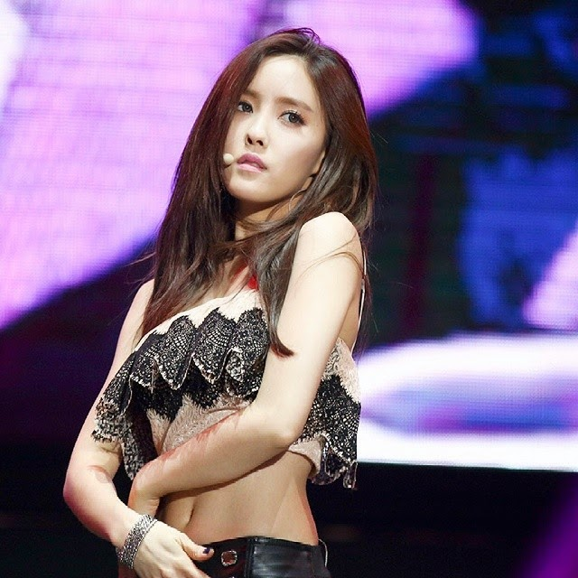 Check Out The Gorgeous Photos From T Ara S Hyomin T Ara