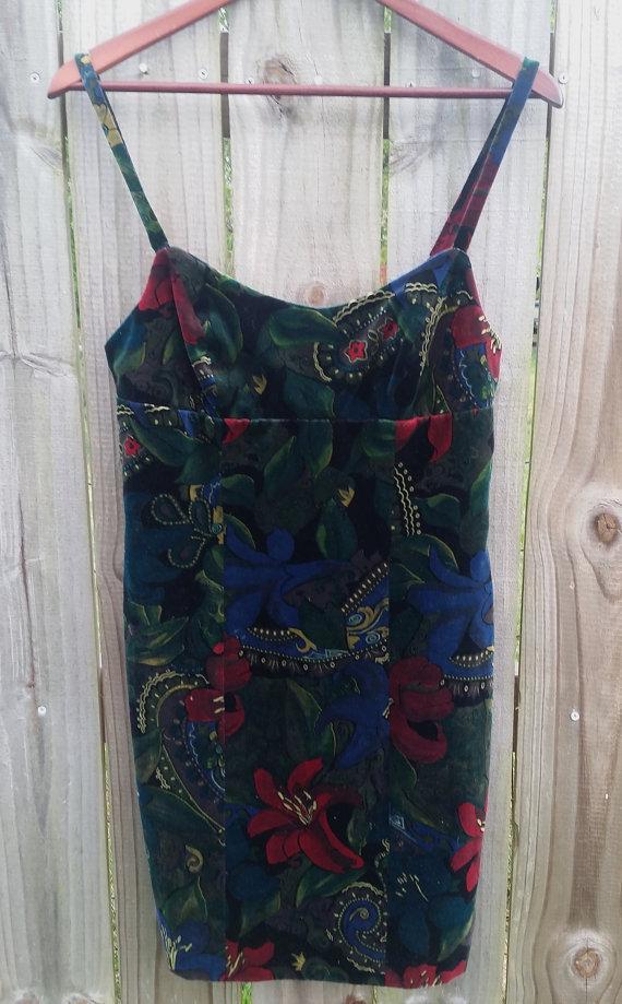 Vintage 90s Guess Dress