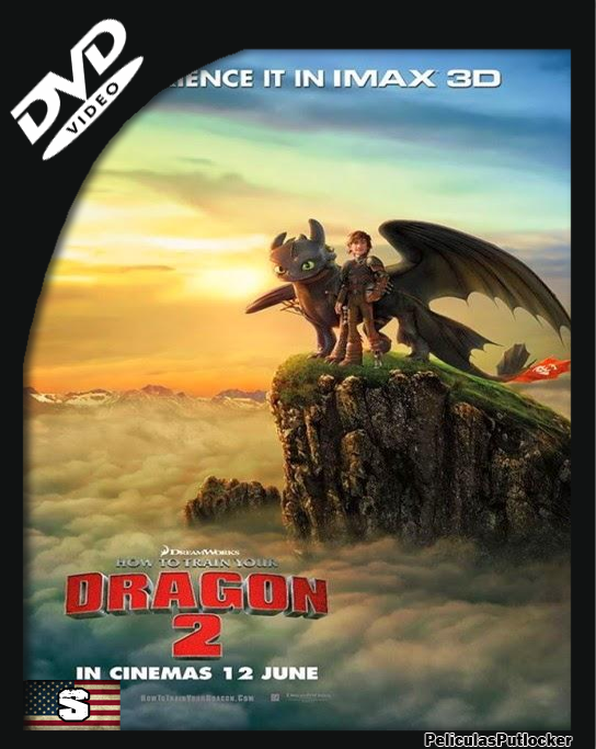 Como Entrenar A Tu Dragon 2 [DVDRip][Subtitulada][FD-SD-MG]