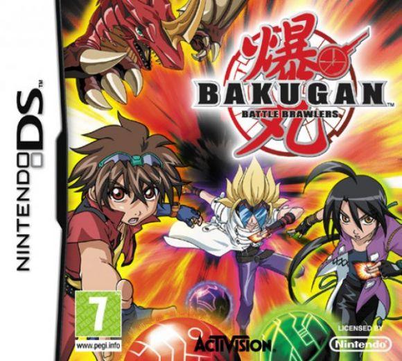 Descargar Bakugan Battle Brawlers para nintendo ds mediafire.