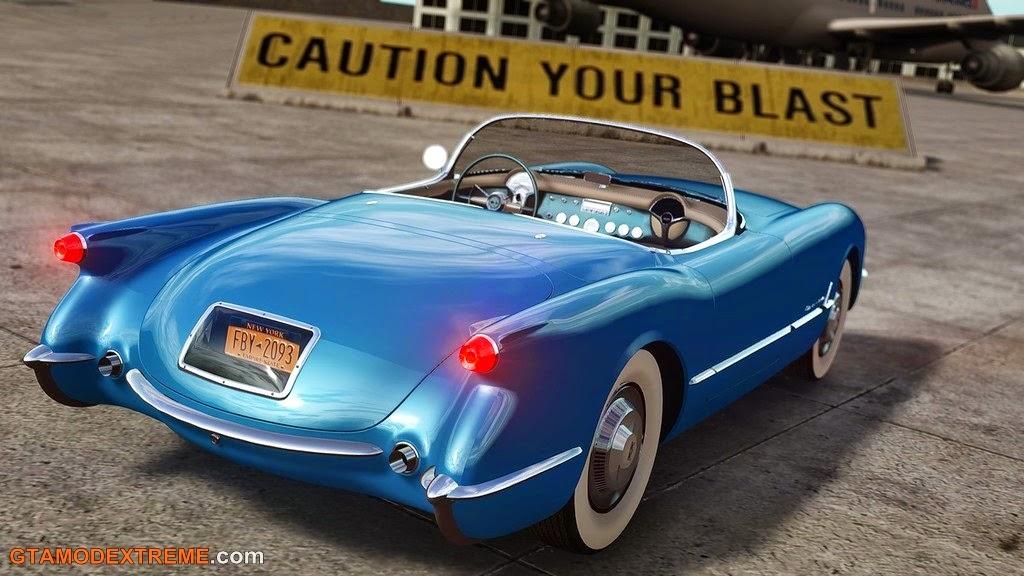 Baixar carro Chevrolet Corvette 1953 Para GTA IV