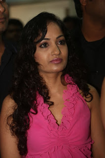 Tollywood Boost - Madhavi Latha Latest Stills In Pink Dress-