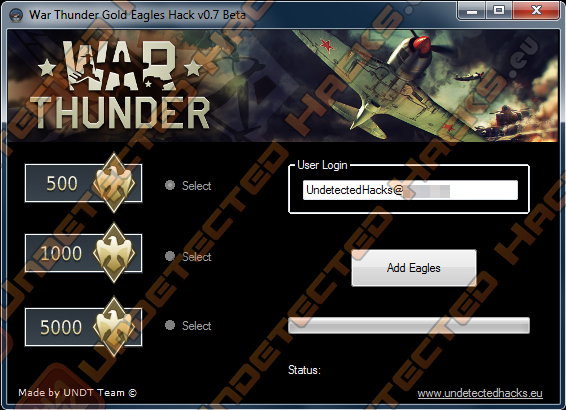 War thunder game not activated for your account