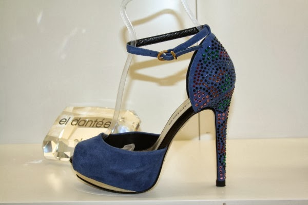 El Dantés zapatos Prim Secret