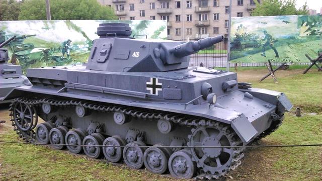 Panzer IV o PzKpfw IV Ausf.F