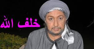 صور الفنان نور الشريف فى مسلسل خلف الله