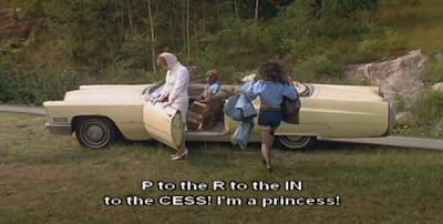 Os 3 mosqueteiros do amor, Patrick Swayze, Wesley Snipes, John Leguizamo,Draq Queens