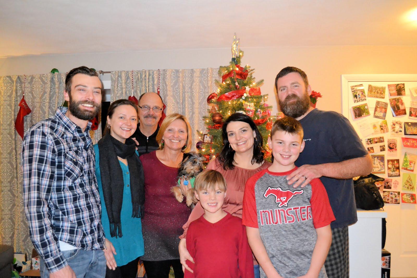 Family Pic Dec 2017