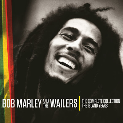 Bob Marley & The Wailers - The Complete Collection: The Island Years Cover