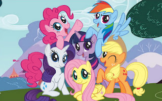 La Hora Crítica con DG Nº1 [MLP: Fans, Bronies y Cloppers] - Página 2 My_little_pony_amigas